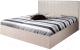 Двуспальная кровать Территория сна Аврора 1 200x180 (с подъемным механизмом) -