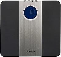 Напольные весы электронные Polaris PWS 1548D BMI (черный) -