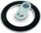 Напольные весы электронные Polaris PWS 1858DG (черный) -