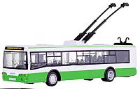 Детская игрушка Play Smart Троллейбус 9690-A -