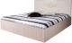 Полуторная кровать Территория сна Аврора 3 200x120 (с подъемным механизмом) -