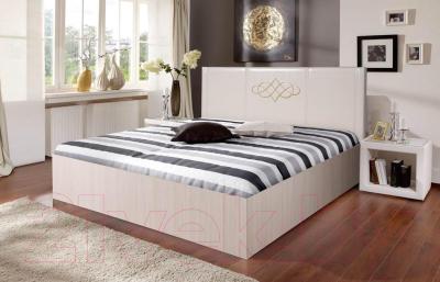 Двуспальная кровать Территория сна Аврора 3 200x180 (с подъемным механизмом)