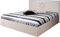 Двуспальная кровать Территория сна Аврора 5 200x160 (с подъемным механизмом) -