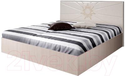 Двуспальная кровать Территория сна Аврора 5 200x160