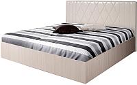 Двуспальная кровать Территория сна Аврора 6 200x160 (с подъемным механизмом) -