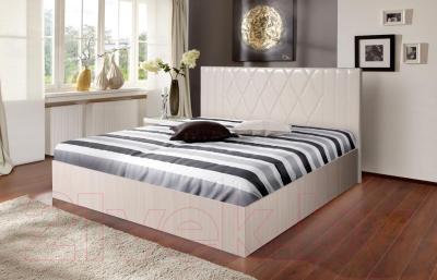 Двуспальная кровать Территория сна Аврора 6 200x180 (с подъемным механизмом)