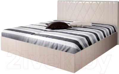 Двуспальная кровать Территория сна Аврора 6 200x160