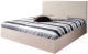 Двуспальная кровать Территория сна Аврора 7 200x140 (с подъемным механизмом) -