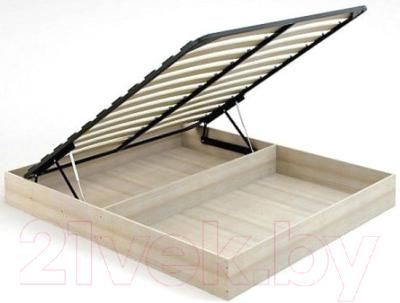 Двуспальная кровать Территория сна Аврора 7 200x160 (с подъемным механизмом)