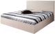 Двуспальная кровать Территория сна Аврора 7 200x160 (с подъемным механизмом) -