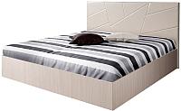 Двуспальная кровать Территория сна Аврора 7 200x180 (с подъемным механизмом) -