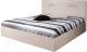 Полуторная кровать Территория сна Аврора 8 200x120 (с подъемным механизмом) -