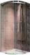 Душевое ограждение Adema Supreme / AG7726-90 (тонированное стекло) -