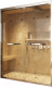 Душевая дверь Adema Panarama BS-115 / SW3700 (прозрачное стекло) -