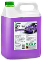 Автошампунь Grass Active Foam Gel + 113181 (6кг) -
