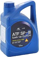 Моторное масло Hyundai/KIA Mobis ATF SP-III / 04500-00400 (4л) -
