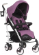 Детская прогулочная коляска Euro-Cart Crossline 2017 (purple) -