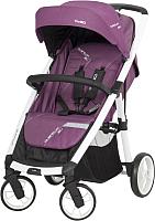 Детская прогулочная коляска EasyGo Quantum Alu 2017 (purple) -