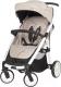 Детская прогулочная коляска EasyGo Quantum Alu 2017 (sand) -