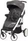 Детская прогулочная коляска EasyGo Quantum Alu 2017 (antracite) -