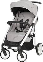Детская прогулочная коляска EasyGo Quantum Alu 2017 (grey fox) -