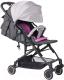 Детская прогулочная коляска Coletto Maya (розовый) -