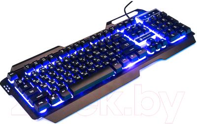 Клавиатура Dialog Gan-Kata KGK-25U (черный)