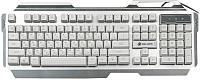 Клавиатура Dialog Gan-Kata KGK-25U (серебристый) -