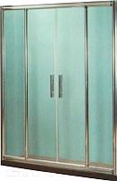 Стеклянная шторка для ванны Coliseum DS 266-150 (тонированное стекло) -