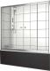 Стеклянная шторка для ванны Radaway Vesta DW 203180-06 -