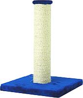 Когтеточка UrbanCat S43-01-09 (синий) -