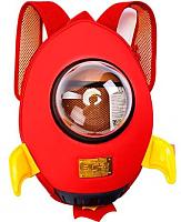 Детский рюкзак Bradex Ракета DE 0237 (красный) -