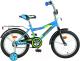 Детский велосипед Novatrack Cosmic 163COSMIC.BL7 -