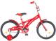 Детский велосипед Novatrack Delfi 163DELFI.RD5 -
