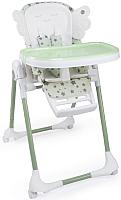 Стульчик для кормления Happy Baby Wingy (зеленый) -