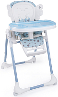 Стульчик для кормления Happy Baby Wingy (голубой) -