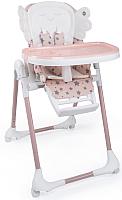 Стульчик для кормления Happy Baby Wingy (розовый) -