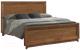 Двуспальная кровать Signal Harrods 160x200 (дуб) -