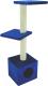 Комплекс для кошек UrbanCat D124-01-09 (синий) -