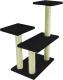 Комплекс для кошек UrbanCat K96-02-01 (черный) -