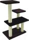 Комплекс для кошек UrbanCat K96-02-05 (темно-коричневый) -