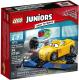 Конструктор Lego Juniors Гоночный тренажёр Крус Рамирес 10731 -
