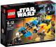 Конструктор Lego Star Wars Спидер охотника за головами 75167 -