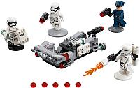 Конструктор Lego Star Wars Спидер Первого ордена 75166 -