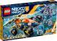 Конструктор Lego Nexo Knights Вездеход Аарона 4x4 70355 -