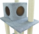 Комплекс для кошек UrbanCat K148-02-03 (серый) -