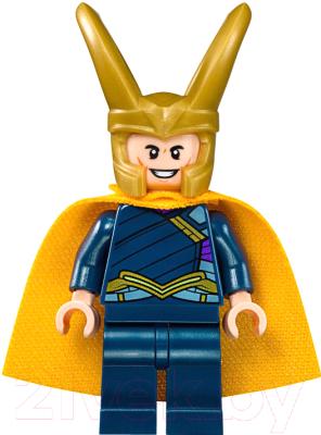 Конструктор Lego Super Heroes Тор против Халка: Бой на арене 76088