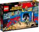 Конструктор Lego Super Heroes Тор против Халка: Бой на арене 76088 -