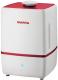 Ультразвуковой увлажнитель воздуха Marta MT-2659 (светлый гранат) -