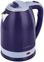 Электрочайник Lumme LU-159 (голубой топаз) -